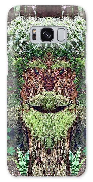 Mossman Tree Stump Galaxy Case