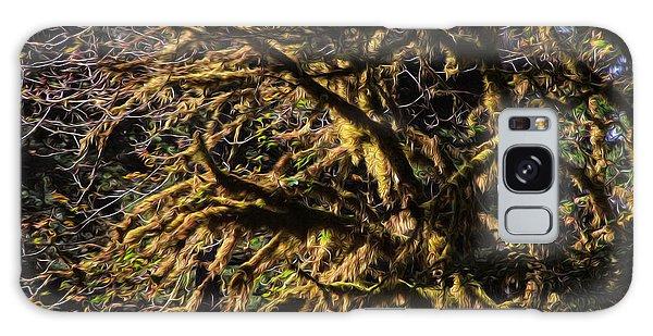 Mossy Trees Galaxy Case