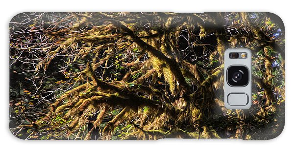Mossy Trees Galaxy Case