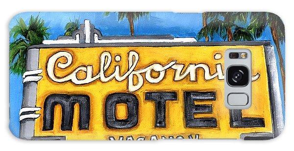 Motel California Galaxy Case