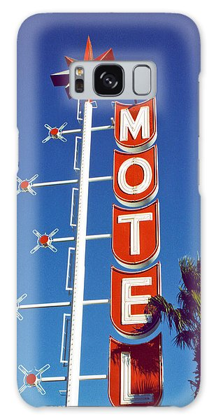 Motel With Stars Galaxy Case