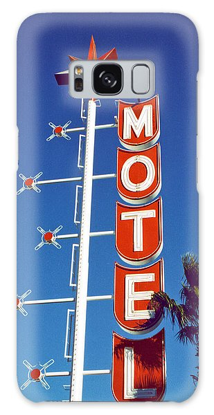 Motel With Stars Galaxy Case