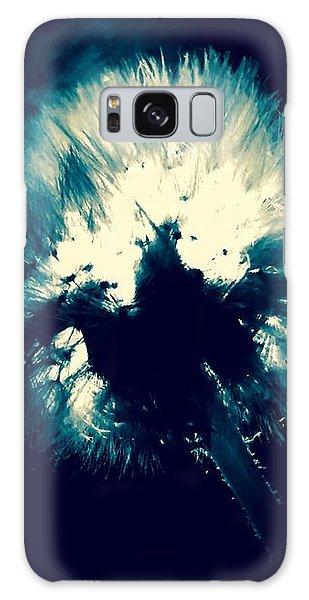 Galaxy S8 Case - Moth Man by Orphelia Aristal