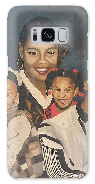 Mother And Children Galaxy Case