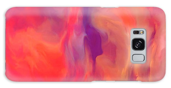 Mother And Daughter Abstract Galaxy Case by Sherri's Of Palm Springs