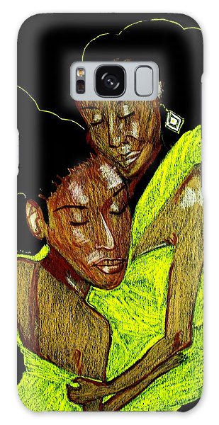 Mother And Daughter Galaxy Case