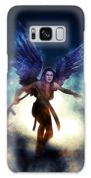 Thought Galaxy Case - Mother Death by Joaquin Abella