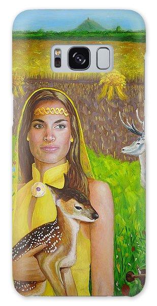 Mother Goddess Ker - Lammas Galaxy Case