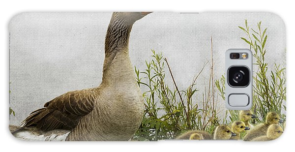 Goose Galaxy Case - Mother Goose by Juli Scalzi