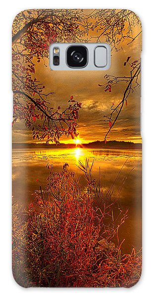 Mother Nature's Son Galaxy Case by Phil Koch