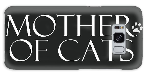 Mother Of Cats- By Linda Woods Galaxy Case