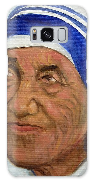 Mother Theresa Galaxy Case