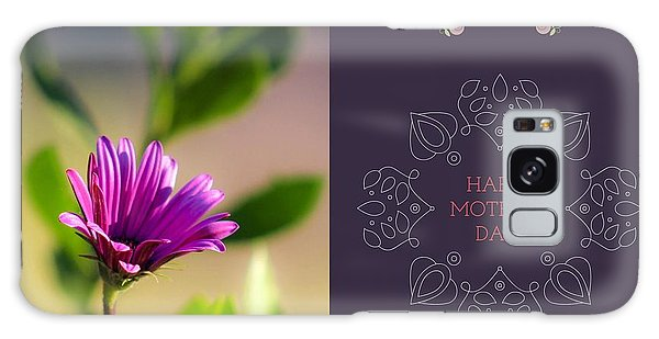 Mother's Day Flower Galaxy Case