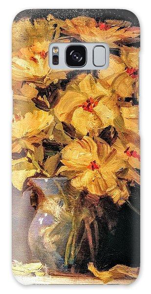 Mother's Favorite Vase Galaxy Case