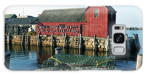 Motif Number One II Rockport Massachusetts Galaxy Case