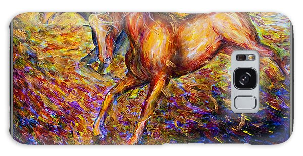 Motivational Horsea Galaxy Case by Nik Helbig