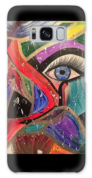 Motley Eye Galaxy Case