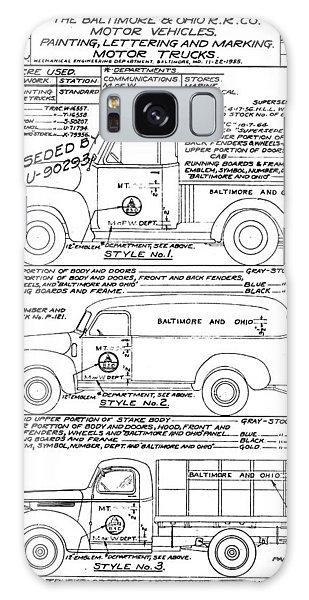 Motor Vehicles Galaxy Case