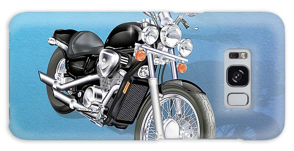 Motorcycle Galaxy Case