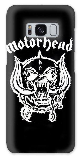 Motorhead Galaxy Case by Gina Dsgn