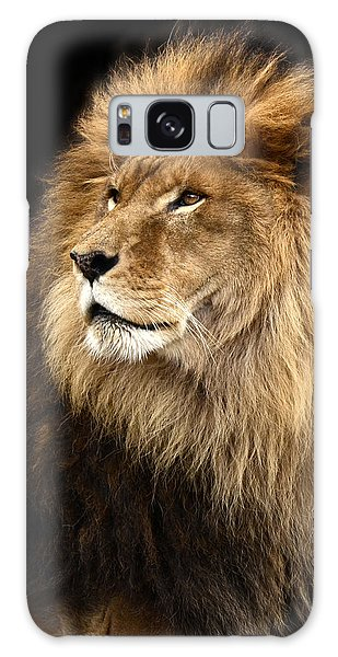 Moufasa The Lion Galaxy Case