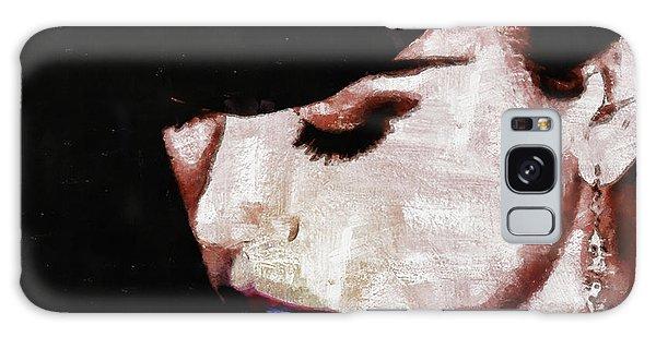 Moulin Rouge - Nicole Kidman Galaxy Case