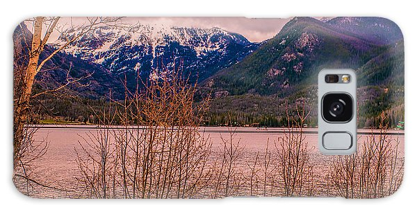 Mount Baldy From Point Park Galaxy Case by Tom Potter