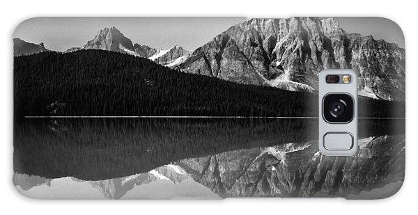 Mount Chephren Reflection Galaxy Case