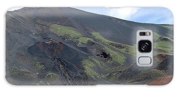 Mount Etna Galaxy Case