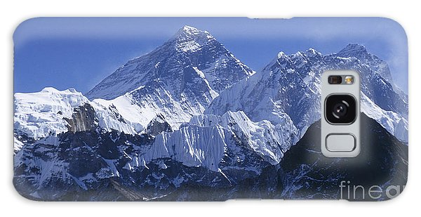 Mount Everest Nepal Galaxy Case