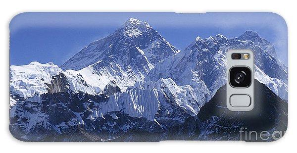 Mount Everest Nepal Galaxy Case by Rudi Prott