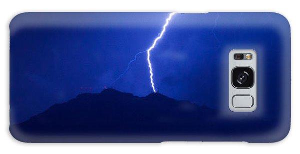 Mount Franklin Lightning Galaxy Case
