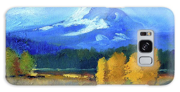 Mount Hood Galaxy Case