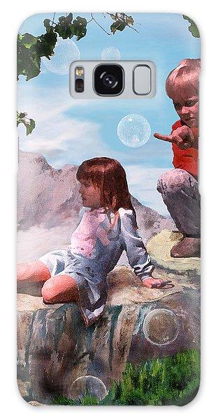Mount Innocence Galaxy Case by Steve Karol