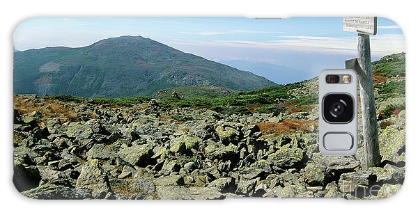 Mount Jefferson - White Mountains New Hampshire  Galaxy Case