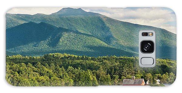 Mount Mansfield Summer View Galaxy Case