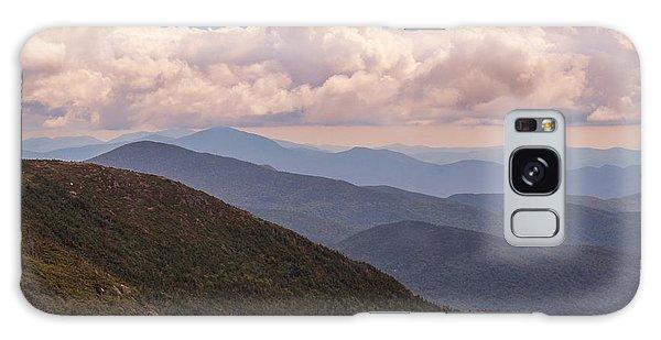 Mount Mansfield Vermont Galaxy Case