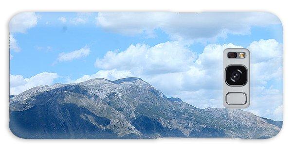 Mount Maroma Galaxy Case