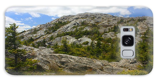 Mount Monadnock Summit From Pumpelly Trail Galaxy Case