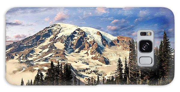 Mount Ranier Galaxy Case