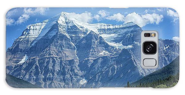 Mount Robson Galaxy Case by Patricia Hofmeester
