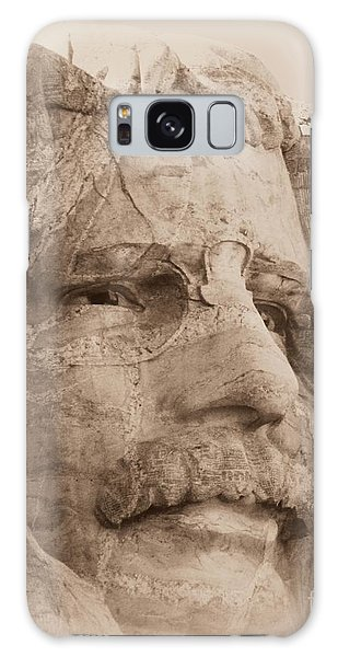 Mount Rushmore Faces Roosevelt Galaxy Case