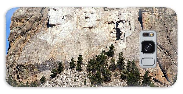 Mount Rushmore I Galaxy Case