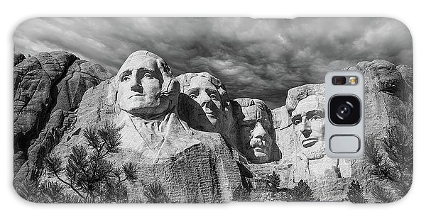 Mount Rushmore II Galaxy Case