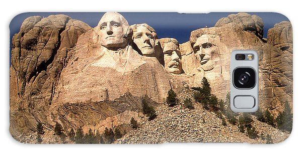 Mount Rushmore National Monument South Dakota Galaxy Case