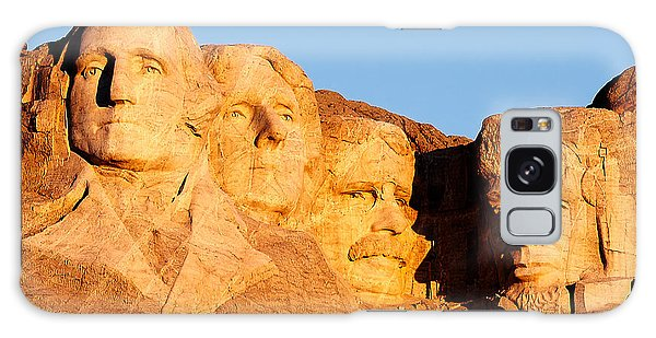 United States Galaxy Case - Mount Rushmore by Todd Klassy