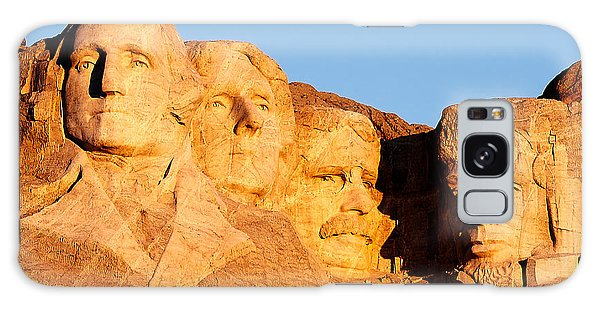 Lincoln Memorial Galaxy S8 Case - Mount Rushmore by Todd Klassy