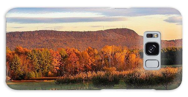 Mount Tom Foliage View Galaxy Case