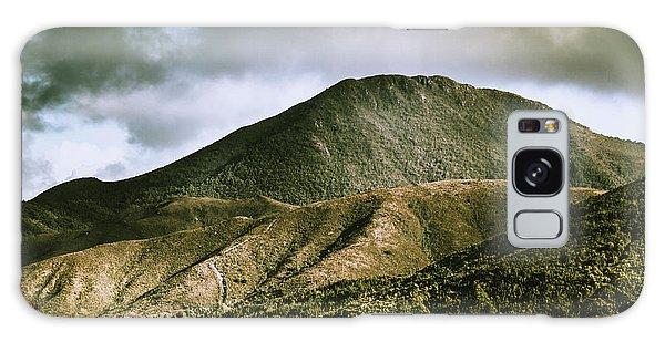 Cloudscape Galaxy Case - Mount Zeehan Tasmania by Jorgo Photography - Wall Art Gallery