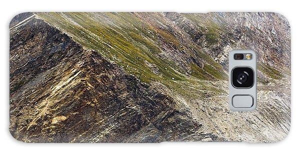 Mountain Abstract 1 Galaxy Case